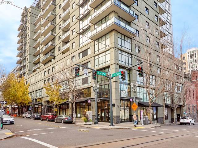 1025 NW Couch St #619, Portland, OR 97209 (MLS #20233908) :: Gustavo Group