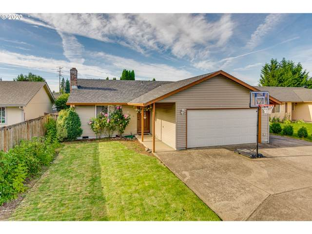 7604 NE 161ST Ct, Vancouver, WA 98682 (MLS #20234559) :: Fox Real Estate Group