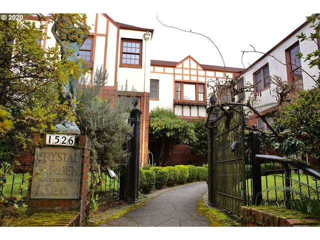 1526 NE 24TH Ave #108, Portland, OR 97232 (MLS #20234900) :: Premiere Property Group LLC
