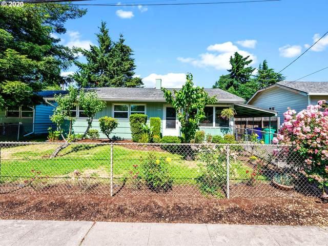 9945 N Lombard St, Portland, OR 97203 (MLS #20236254) :: Holdhusen Real Estate Group