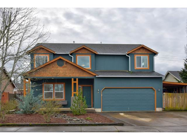35 Honer Loop, Creswell, OR 97426 (MLS #20236531) :: Cano Real Estate