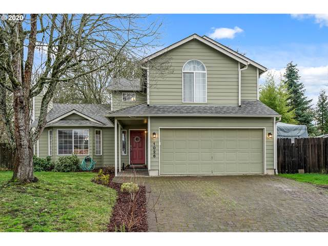1026 NE Angelee Pl, Corvallis, OR 97330 (MLS #20236557) :: Homehelper Consultants