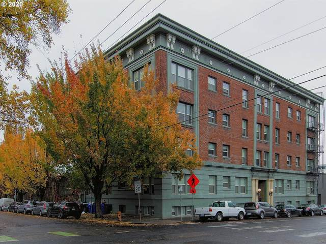1631 NW Everett St #100, Portland, OR 97209 (MLS #20236961) :: Stellar Realty Northwest