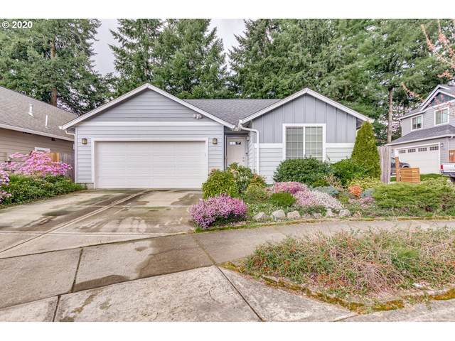 3124 NE 120TH Ct, Vancouver, WA 98682 (MLS #20237054) :: Next Home Realty Connection