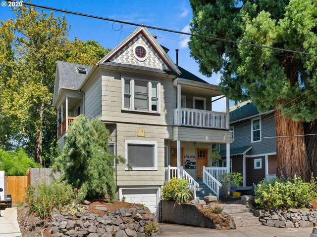545 NE Graham St, Portland, OR 97212 (MLS #20237143) :: Coho Realty