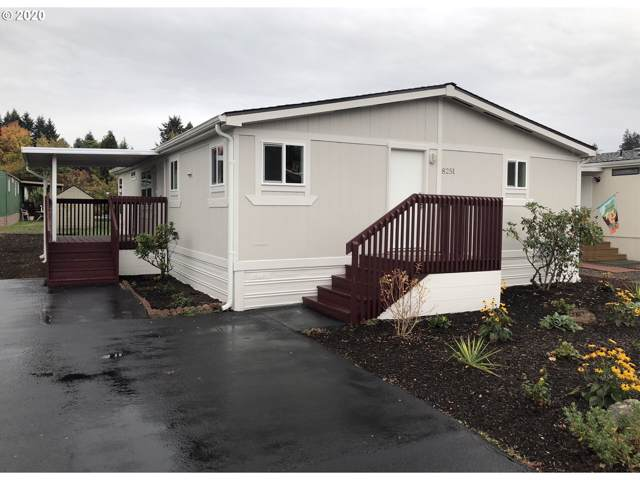 8251 SE Iris St, Milwaukie, OR 97267 (MLS #20237535) :: Next Home Realty Connection