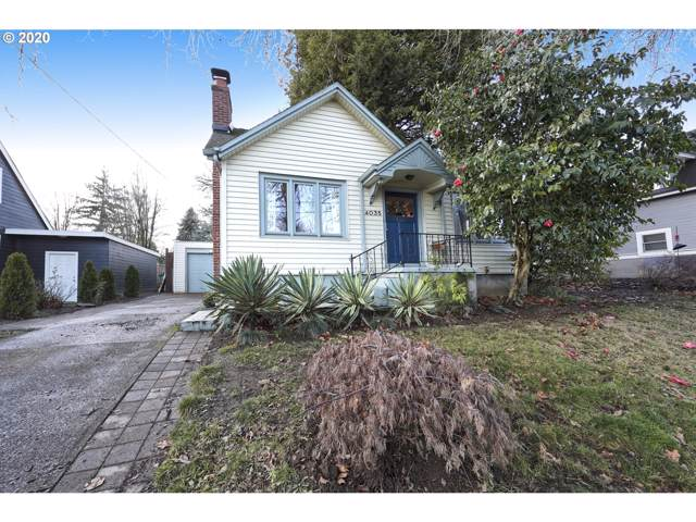 4035 NE 15TH Ave, Portland, OR 97212 (MLS #20237609) :: Next Home Realty Connection