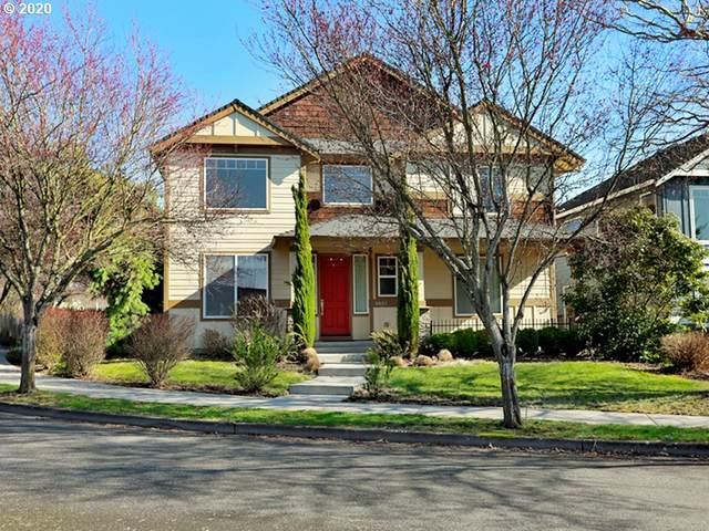 3601 SE 175TH Ave, Vancouver, WA 98683 (MLS #20237646) :: McKillion Real Estate Group