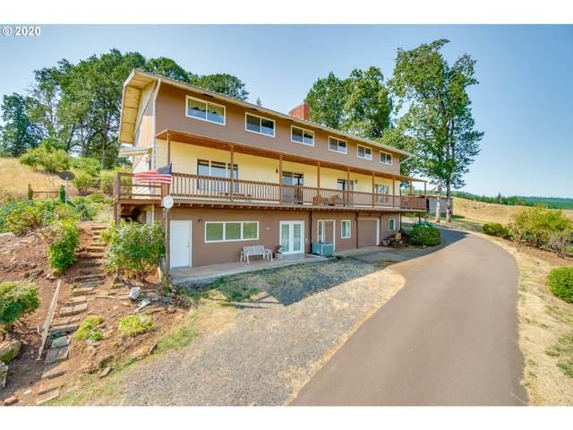 28050 Liberty Rd, Sweet Home, OR 97386 (MLS #20237731) :: Beach Loop Realty