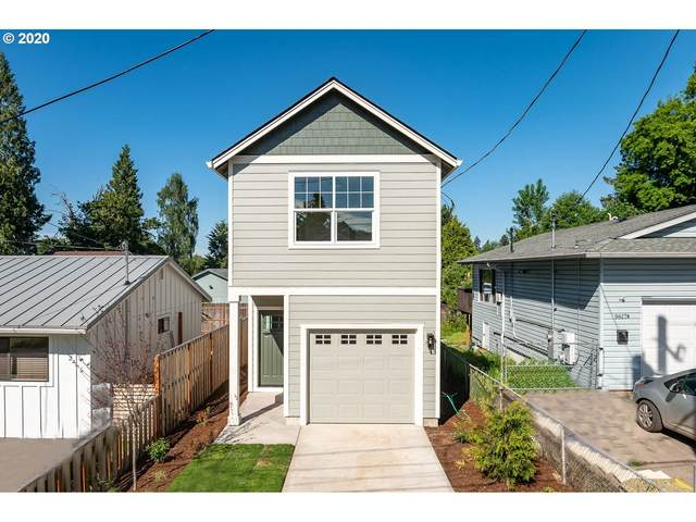 9619 N Kalmar St, Portland, OR 97203 (MLS #20237804) :: The Liu Group