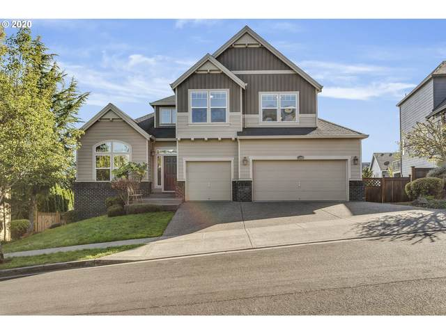 15602 SE Dream Weaver Dr, Happy Valley, OR 97086 (MLS #20237840) :: Townsend Jarvis Group Real Estate