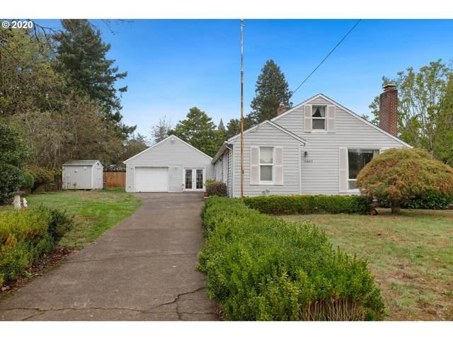 10843 SE Schiller St, Portland, OR 97266 (MLS #20237852) :: McKillion Real Estate Group