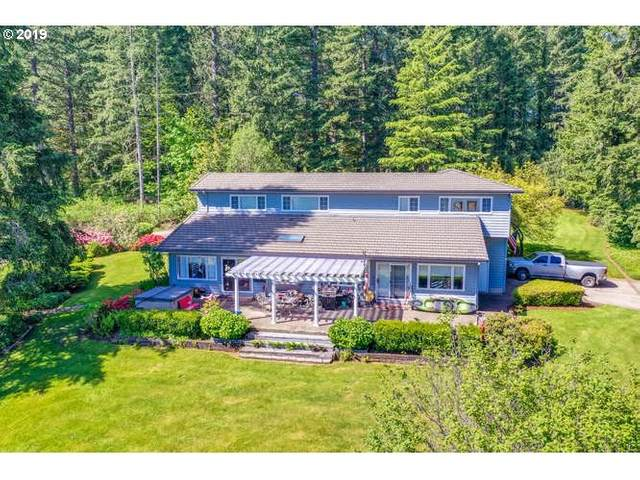 21780 S Parkview Ln, Estacada, OR 97023 (MLS #20238021) :: The Liu Group