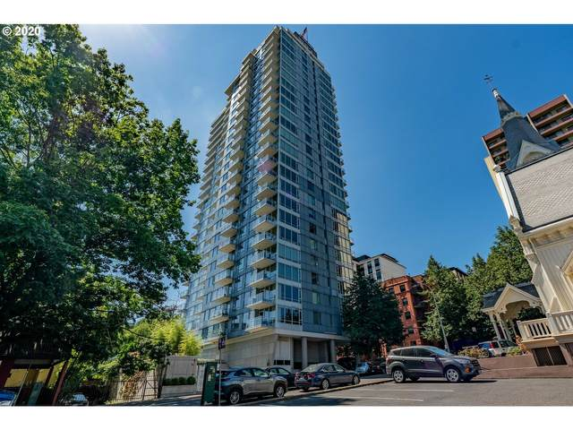 1500 SW 11TH Ave #204, Portland, OR 97201 (MLS #20238523) :: The Galand Haas Real Estate Team