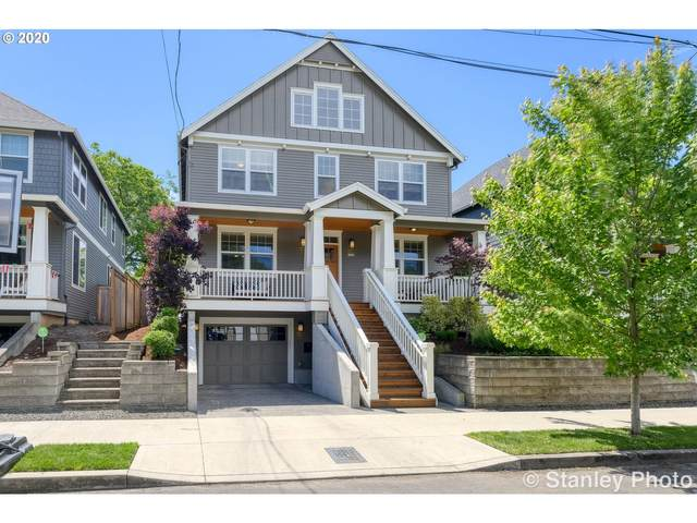 2936 SE Grant St, Portland, OR 97214 (MLS #20238641) :: Premiere Property Group LLC
