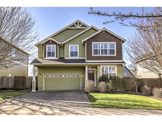 3141 NW Elliot St, Salem, OR 97304 (MLS #20238708) :: Fox Real Estate Group