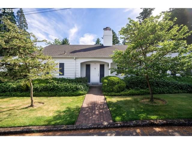 1280 SW Davenport St, Portland, OR 97201 (MLS #20238741) :: Keller Williams Portland Central