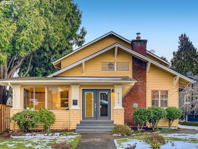 6136 NE 27TH Ave, Portland, OR 97211 (MLS #20238859) :: Cano Real Estate