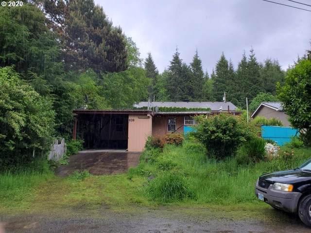 938 S Island St, Rockaway Beach, OR 97136 (MLS #20239116) :: Townsend Jarvis Group Real Estate