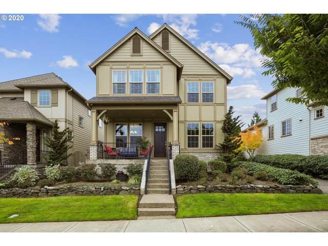10700 SW Barber St, Wilsonville, OR 97070 (MLS #20239541) :: Fox Real Estate Group