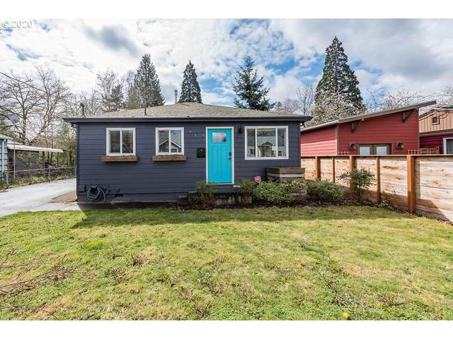 6114 SE Henderson St, Portland, OR 97206 (MLS #20239724) :: Next Home Realty Connection