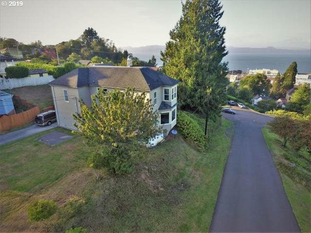 696 Grand Ave, Astoria, OR 97103 (MLS #20239818) :: Gustavo Group