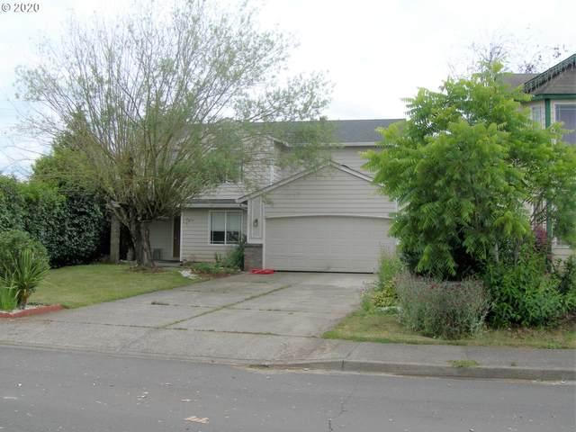 8511 NE 156TH Ave, Vancouver, WA 98682 (MLS #20240010) :: Fox Real Estate Group