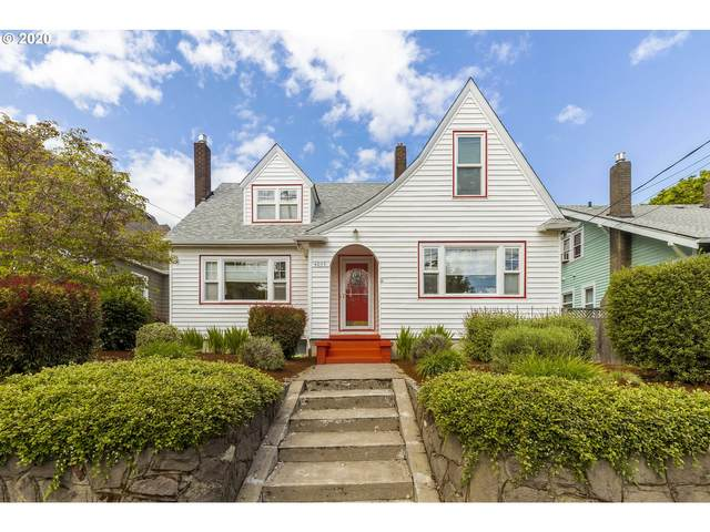 4035 SE Stark St, Portland, OR 97214 (MLS #20240922) :: Next Home Realty Connection