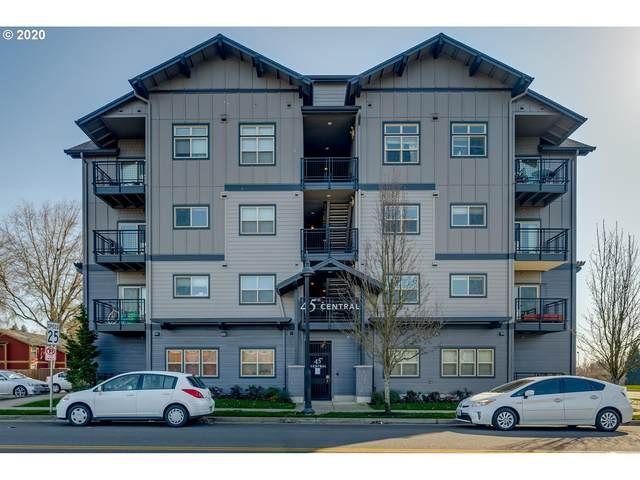 13905 SW Meridian St #208, Beaverton, OR 97005 (MLS #20241447) :: Holdhusen Real Estate Group