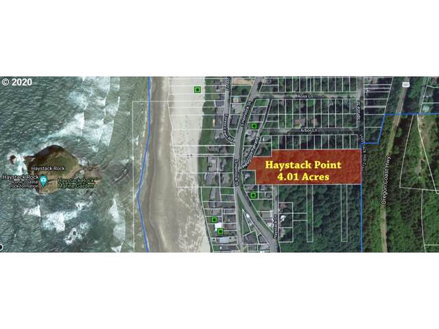 Above Haystack Lane, Cannon Beach, OR 97110 (MLS #20242599) :: Lux Properties