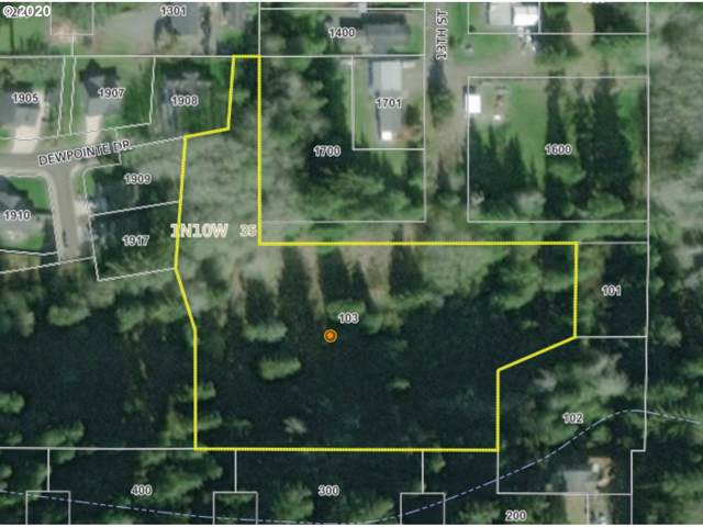 13th St, Bay City, OR 97107 (MLS #20242618) :: McKillion Real Estate Group