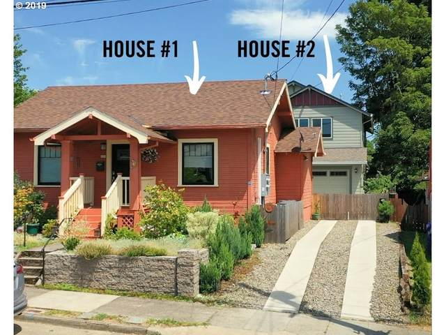 320 NE 57TH Ave, Portland, OR 97213 (MLS #20242781) :: Matin Real Estate Group