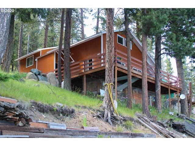 61387 Lake Shore Dr, Wallowa Lake, OR 97846 (MLS #20243014) :: McKillion Real Estate Group