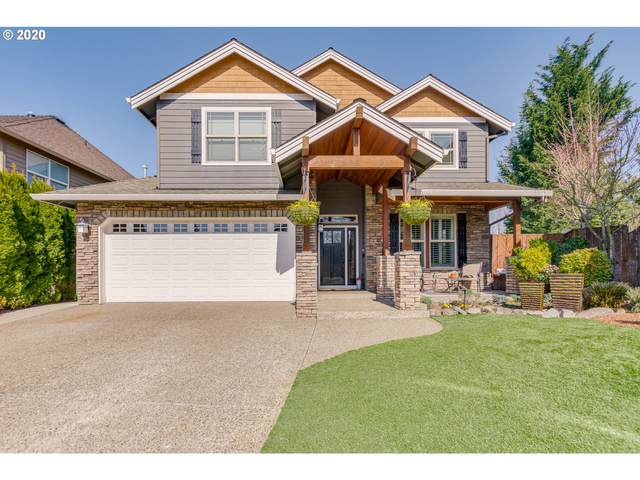 10821 SW Westfall Ct, Tualatin, OR 97062 (MLS #20243239) :: Next Home Realty Connection