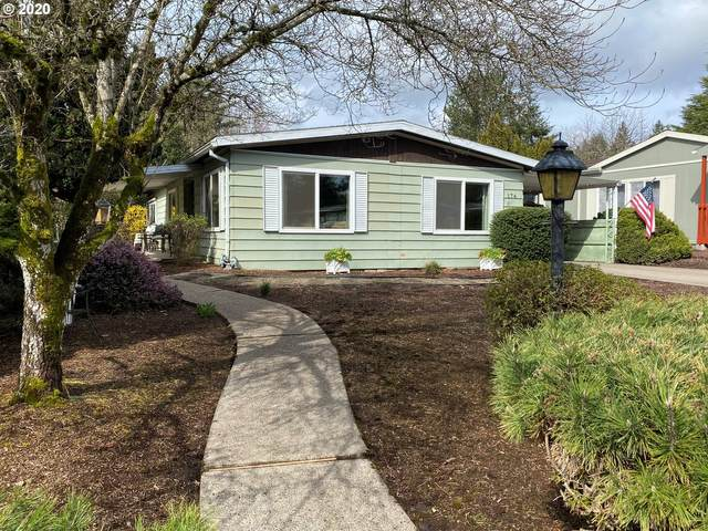 100 SW 195TH Ave #174, Beaverton, OR 97006 (MLS #20243313) :: Fox Real Estate Group