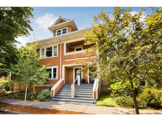 4017 NE Rodney Ave, Portland, OR 97212 (MLS #20243870) :: McKillion Real Estate Group