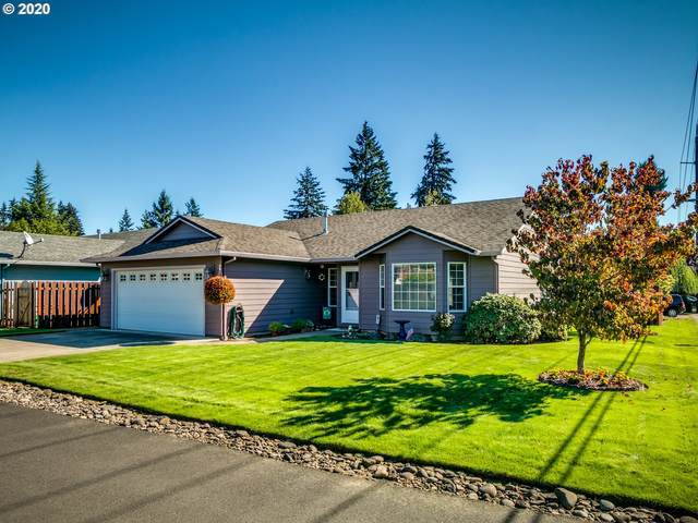 33873 E Columbia Ave, Scappoose, OR 97056 (MLS #20244443) :: Townsend Jarvis Group Real Estate