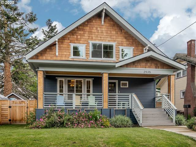 2535 NE 42ND Ave, Portland, OR 97213 (MLS #20244502) :: Next Home Realty Connection
