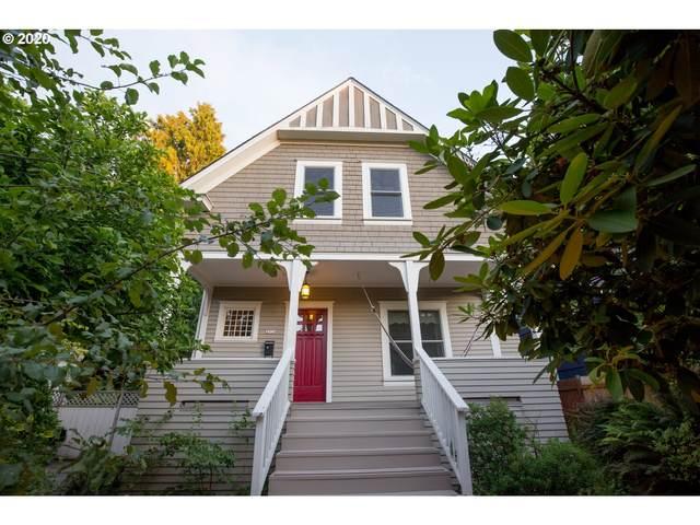 2934 SE Salmon St, Portland, OR 97214 (MLS #20244567) :: Fox Real Estate Group