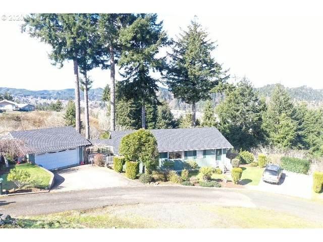 697 Crestview Dr, Reedsport, OR 97467 (MLS #20244866) :: Fox Real Estate Group