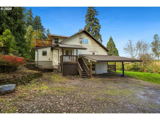 17045 NW Saint Helens Rd, Portland, OR 97231 (MLS #20245076) :: McKillion Real Estate Group