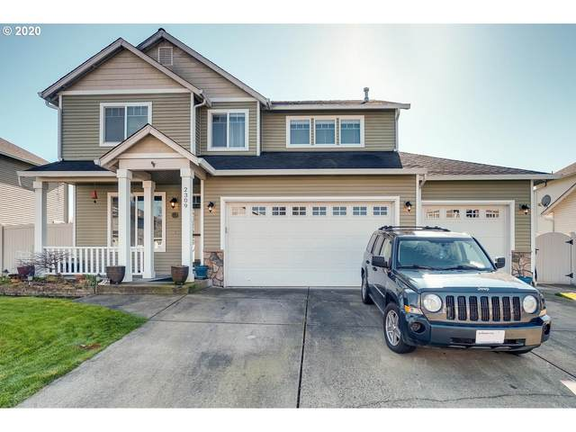 2309 NW 7TH St, Battle Ground, WA 98604 (MLS #20245295) :: Matin Real Estate Group