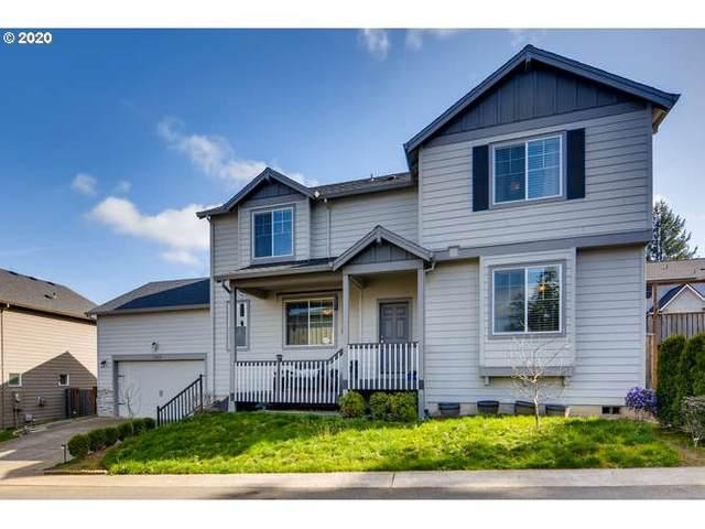 7230 SW Capstone Ct, Beaverton, OR 97007 (MLS #20245473) :: Lucido Global Portland Vancouver