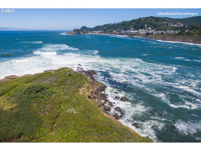 SW Point Ave, Depoe Bay, OR 97341 (MLS #20245714) :: Brantley Christianson Real Estate