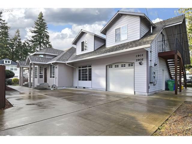 2905 SE 118TH Ave, Portland, OR 97266 (MLS #20245966) :: TK Real Estate Group