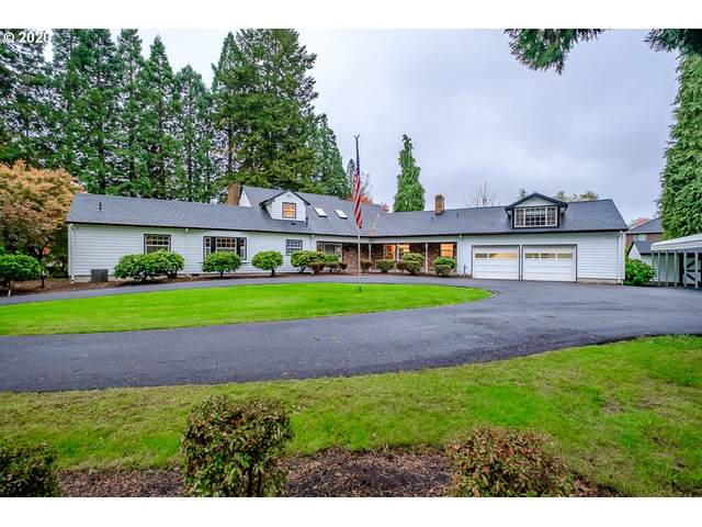 840 Springhill Dr, Albany, OR 97321 (MLS #20246411) :: Holdhusen Real Estate Group