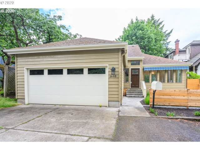 1693 SW Montgomery Dr, Portland, OR 97201 (MLS #20246783) :: Townsend Jarvis Group Real Estate