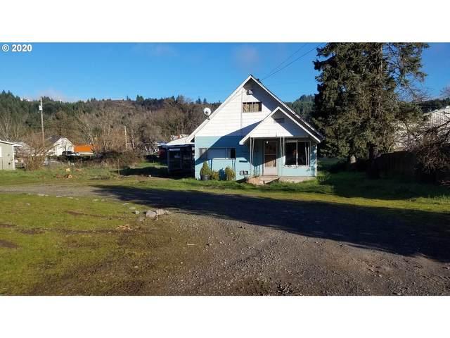 47643 School St, Oakridge, OR 97463 (MLS #20247268) :: McKillion Real Estate Group