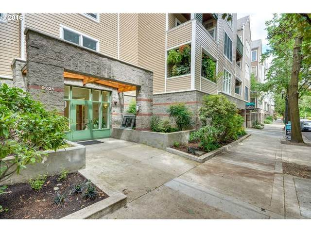 205 S Montgomery St #401, Portland, OR 97201 (MLS #20247321) :: The Galand Haas Real Estate Team