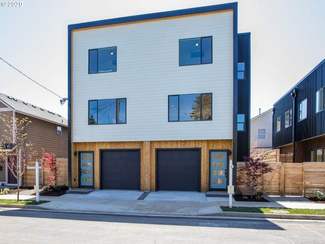 8012 NE Holladay St, Portland, OR 97213 (MLS #20247323) :: Townsend Jarvis Group Real Estate